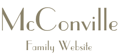 McConville Family Website